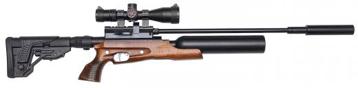 Пневматическая винтовка Егерь (Jæger) карабин тактический с колбой SP