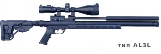 Пневматическая винтовка Егерь (Jæger) карабин тактический (тип AL1) SPR