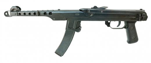 Оружие списанное охолощенное модели PPS-43-PL-O