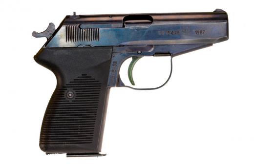 Оружие списанное охолощенное модели P83-O
