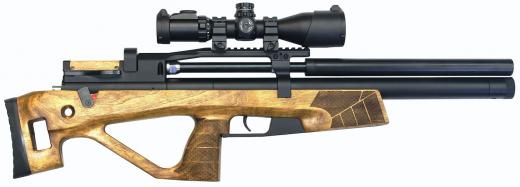 Пневматическая винтовка Егерь (Jæger) булл-пап SPR