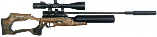 Пневматическая винтовка Егерь (Jæger) карабин с колбой SP