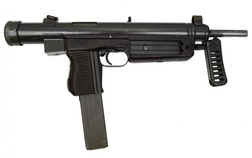 Оружие списанное охолощенное модели VZ26-O