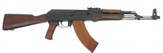 Оружие списанное охолощенное модели ВПО-925